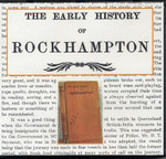 The Early History of Rockhampton