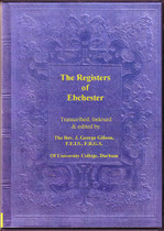 Durham Parish Registers: Ebchester 1619-1812