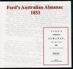 Australian Almanac 1853 (Ford)