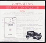 Queensland Education Gazette 1949