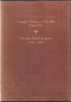 Gough's History of Myddle plus Shropshire Parish Registers: Myddle 1541-1837