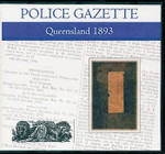 Queensland Police Gazette 1893