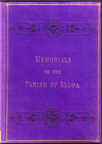 Memorials of the Parish of Alloa