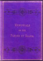 Memorials of the Parish of Alloa