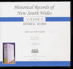 Historical Records of New South Wales Volume 5