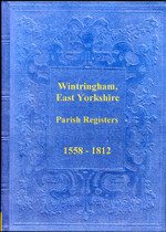 Yorkshire Parish Registers: Wintringham 1558-1812