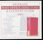 Brisbane Post Office Directory and Country Guide 1887