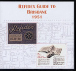 Refidex Guide to Brisbane 1951