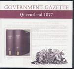 Queensland Government Gazette 1877