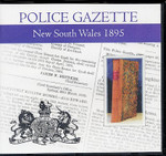 New South Wales Police Gazette 1895