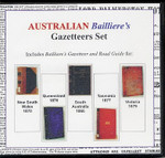Australian Bailliere's Gazetteers Set