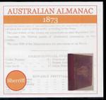 Australian Almanac 1873 (Sherriff)