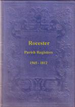 Staffordshire Parish Registers: Rocester 1565-1812
