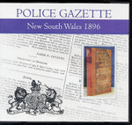 New South Wales Police Gazette 1896