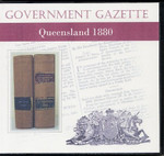 Queensland Government Gazette 1880