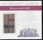 Queensland Government Gazette 1880