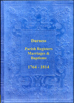 Sutherlandshire Parish Registers: Durness 1764-1814