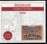 Brisbane Directory 1919 (Yates & Jones)