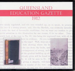 Queensland Education Gazette 1912