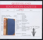 Queensland Education Gazette 1913