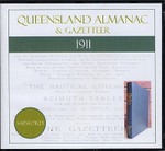 Queensland Almanac and Gazetteer 1911 (Sapsford)