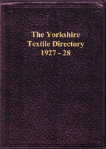 Yorkshire Textile Directory 1927-28