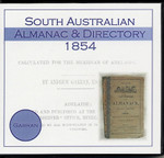 South Australian Almanac and Directory 1854 (Garran)