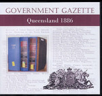 Queensland Government Gazette 1886