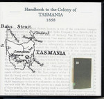 Handbook to the Colony of Tasmania 1858