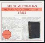 South Australian Almanac and Directory 1864 (Boothby)
