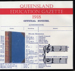 Queensland Education Gazette 1918