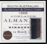 South Australian Almanac and Directory 1868 (Boothby)