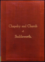 Chapelry and Church of Saddleworth
