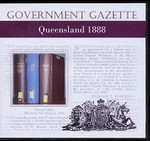 Queensland Government Gazette 1888