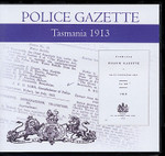 Tasmania Police Gazette 1913