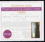 Queensland Post Office Directory 1895 (Wise)
