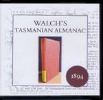 Walch's Tasmanian Almanac 1894