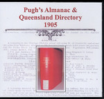 Pugh's Almanac and Queensland Directory 1905