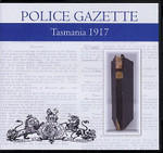 Tasmania Police Gazette 1917