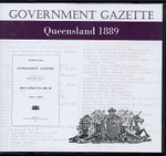 Queensland Government Gazette 1889