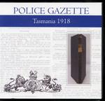 Tasmania Police Gazette 1918