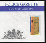 New South Wales Police Gazette 1904