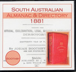South Australian Almanac and Directory 1881 (Boothby)