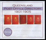 Queensland Post Office Directory Compendium 1901-1905 (Wise)