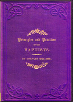 Principles and Practices of the Baptists