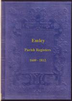 Yorkshire Parish Registers: Emley 1600-1812