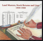 Land Musters, Stock Returns and Lists 1803-1822