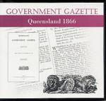 Queensland Government Gazette 1866