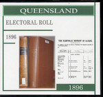 Queensland State Electoral Roll 1896