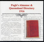 Pugh's Almanac and Queensland Directory 1916